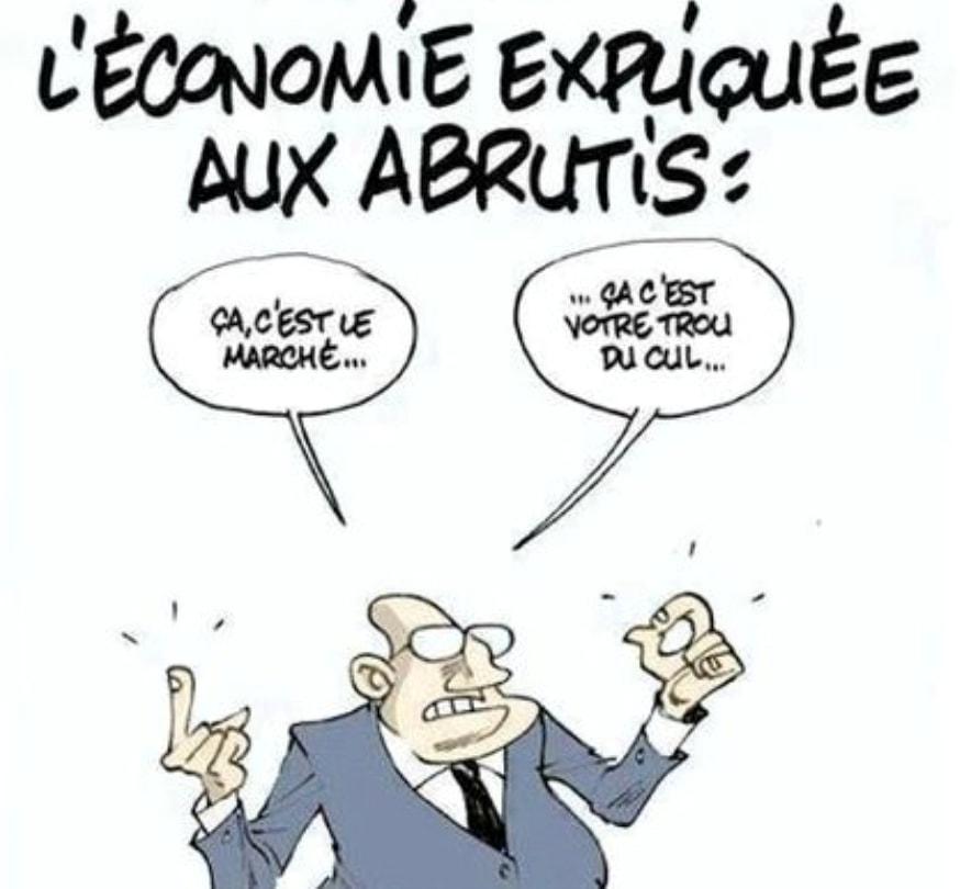 L'économie expliquée aux abrutis
